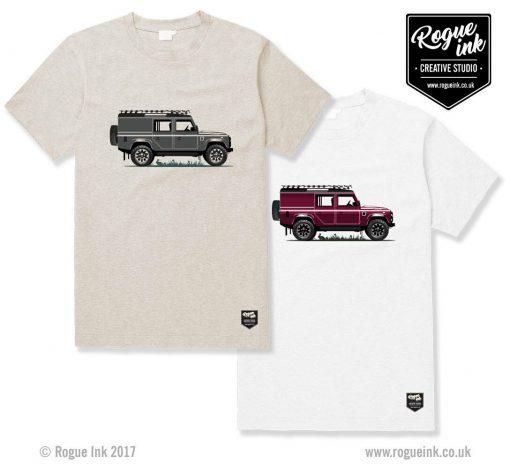 Land Rover Defender 110 Utility