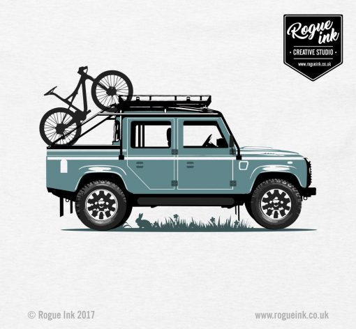 Land Rover Defender 110 Double Cab Urban